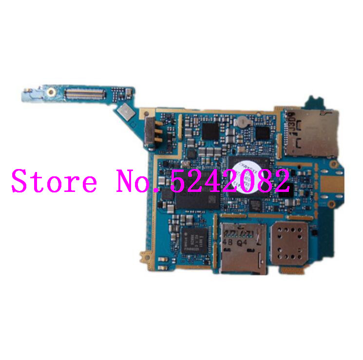 90%new Main Circuit Board Motherboard PCB Repair Parts For Samsung GALAXY S4 Zoom SM-C101 C101 Mobile Phone