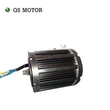 QS מנוע 138 3kw אמצע כונן מנוע 72V 100KPH כוח רכבת סבבת סוג V1 ו V2 גרסה עבור E אופני עפר/E קטנוע