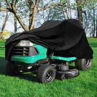 잔디 깎는 기계 커버 uv 보호 도구 보호 커버 방수 방진 야외 정원 용품
