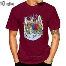 Braveheart Escocia William Wallace la independencia escocesa camiseta de esqueletos nueva moda para hombre Camiseta de manga corta de algodón