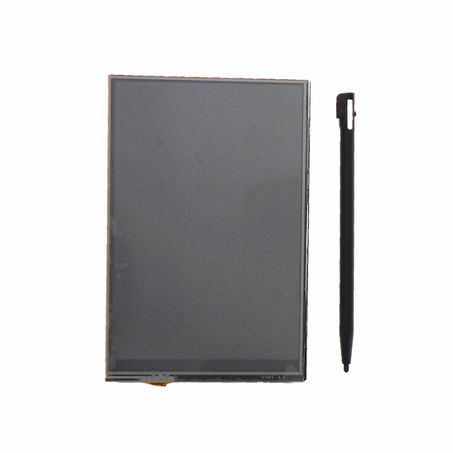 4inch RPi LCD (A) for Raspberry pi3 B type 4 inch LCD IPS LCD touch screen Ccvb