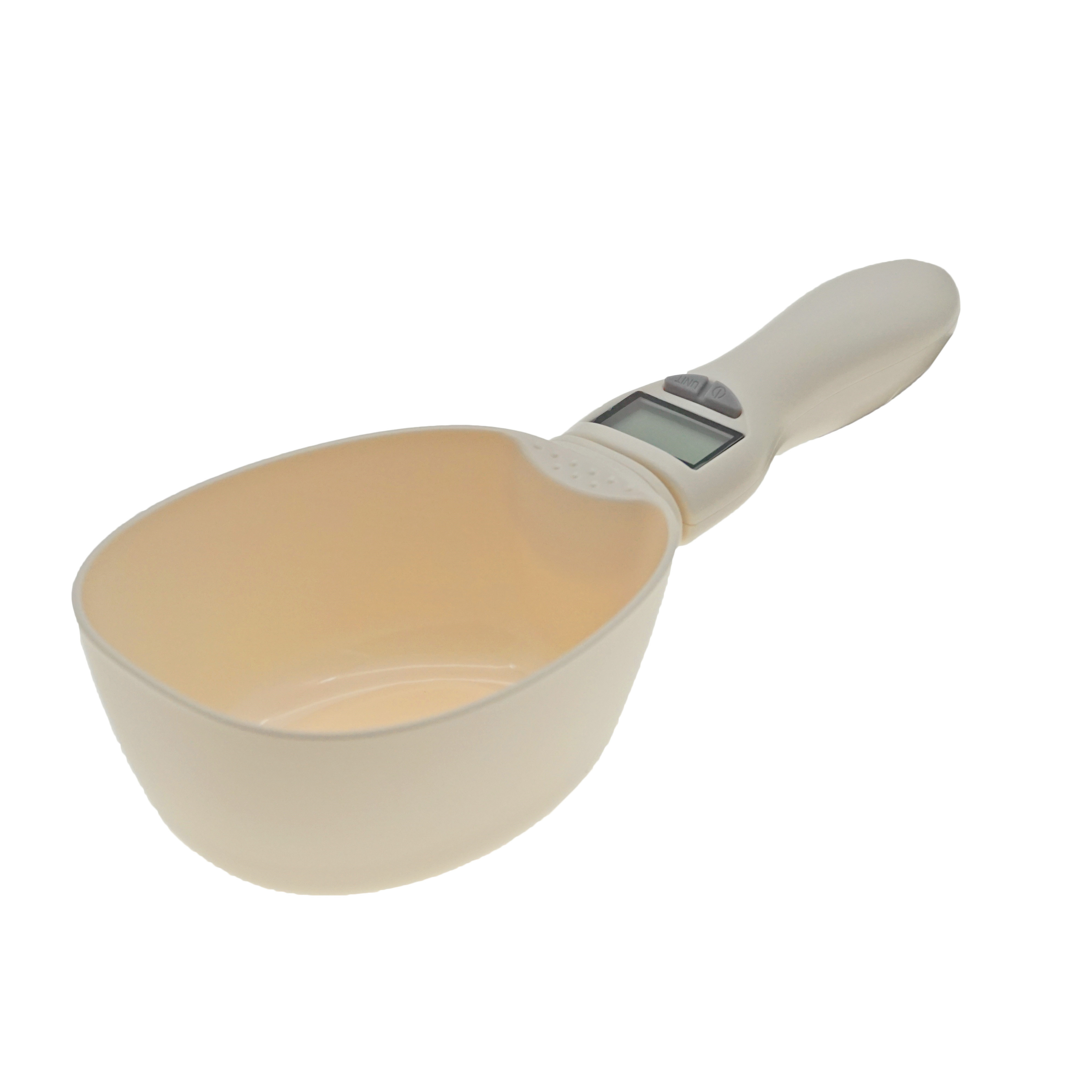 Pet Food Measuring Spoon With LCD Display