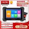 Autel MaxiCom MK908P OBD2 Программатор ЭБУ тестер J2534 Программист OBD 2 авто автомобильный диагностический сканер инструмент PK Maxisys Elite MS908 Pro