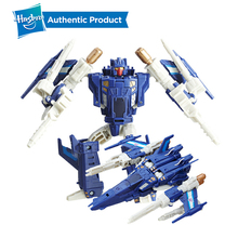 лучшая цена Hasbro Transformers Toys Transformers Generations Titans Return Deluxe Triggerhappy and Blowpipe Decepticons Action Figure Model