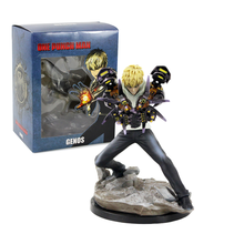 Toys Game-Statue Cannons Action-Figures Genos Japanese Anime One-Punch man Model-Doll