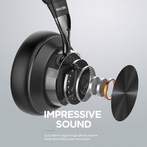 Image 2 - Mixcder E10 yükseltilmiş aptX düşük gecikme bluetooth kulaklık kablosuz bluetooth kulaklıklar Metal bas kulakiçi cep telefonu oyunları