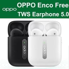 Oppo enco 送料芽 tws 5.0 公式オリジナル真 wirelss ステレオイヤホンヘッドセットハンズフリー oppo realme 生体内