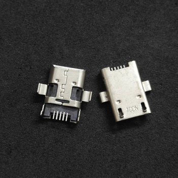 30pcs Micro USB connector For ASUS Memo Pad 10 ME103K K01E ME103 K010 K004 T100T Charging port USB jack socket dock plug power image