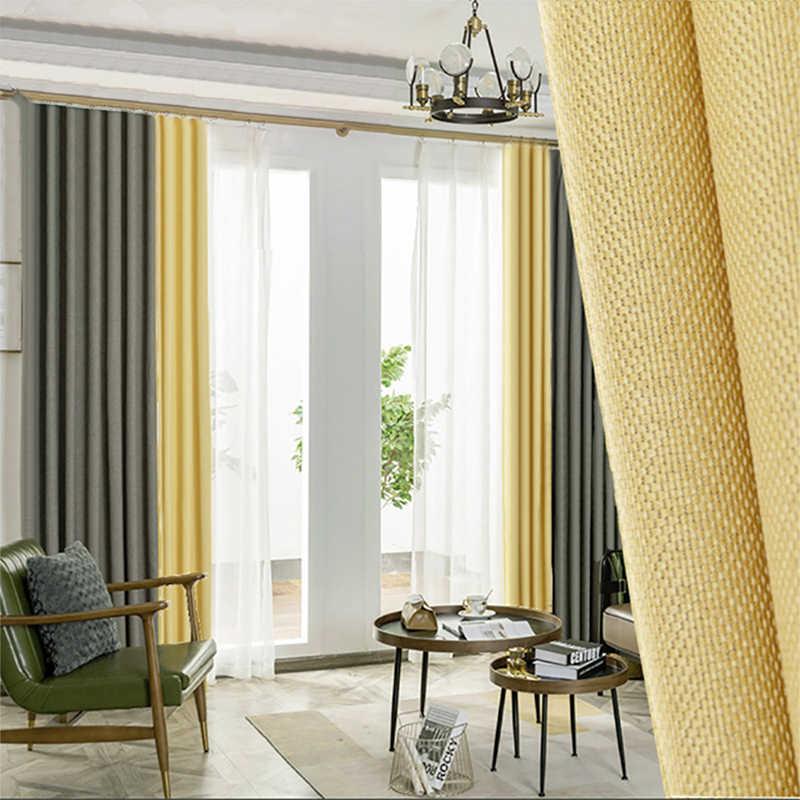 Modern Luxury High End Curtains 10