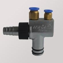 Optiflow-bomba de polvo de RY-IG02B-CB, gran oferta Funda de inserto para inyector de polvo gema optiflow IG02, repliegue posventa