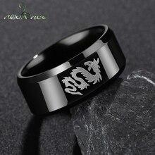 Gift Head-Ring Wolf Stainless-Steel Boyfriend Chinese Dragon Nextvance And Women Classic