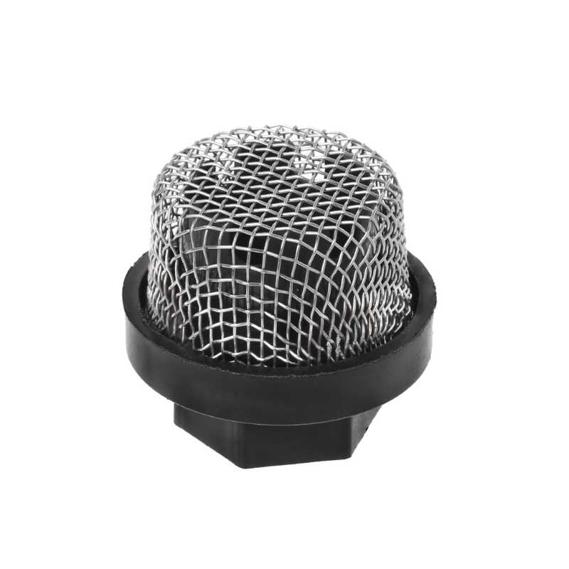 2020 New Professional Inlet Suction Strainer Mesh Filter Intake Hose For Airless Sprayer Black