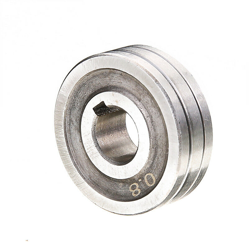 0.6*0.8 MIG Welder Wire Feed Drive Roller Roll Kunrled-Groove Kit 030