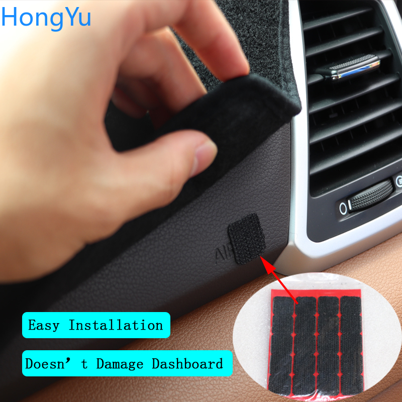 lowest price Dashboard Cover Protective Pad for Chevrolet Lacetti Optra for Daewoo Nubira for Suzuki Forenza for Holden Viva Car Accessories
