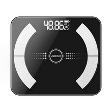 Body Fat Scale Bluetooth Smart Electronic Scale Weight Scale Intelligent Body Fat Scale a Generation of Hair Smart weight scale bluetooth scales floor body weight bathroom scale smart backlit display scale body weight body fat water muscle mass bmi