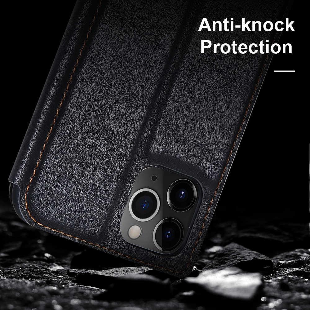Kisscase Da PU Lật Ốp Điện Thoại Cho Xiao Mi Đỏ MI Note 7 8 6 Pro 7A 6A Giá Đỡ Ví trường Hợp Cho Xiao Mi Mi 9 9T K20 Pro Có