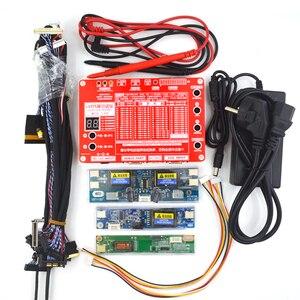 Новый панельный испытательный инструмент светодиодный ЖК-экран тест er для ТВ/компьютера/ноутбука ремонтный инвертор Встроенный 55 видов по...