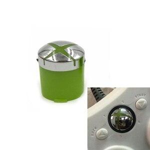 Image 1 - Home Button Start Terugkeer Terug Reparatie Deel Vervanging Voor Microsoft Xbox 360 Switch Power Gids Sleutel Xbox360 Gamepad Controller