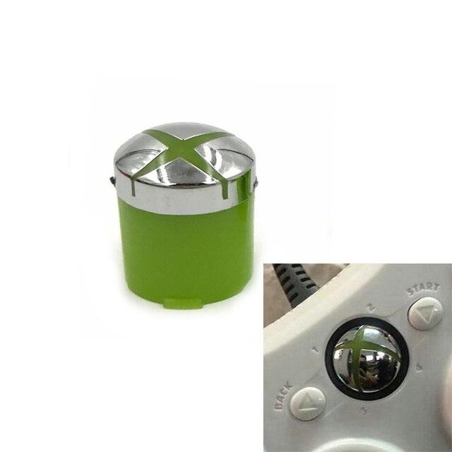Home Button Start Terugkeer Terug Reparatie Deel Vervanging Voor Microsoft Xbox 360 Switch Power Gids Sleutel Xbox360 Gamepad Controller