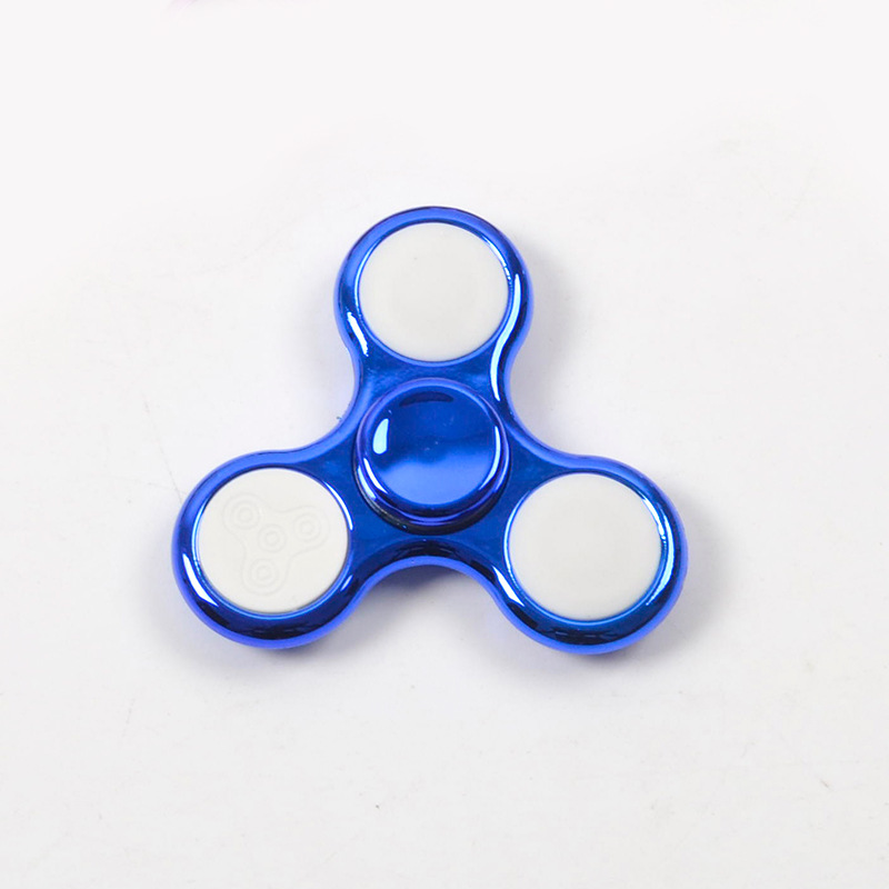 Toy Spinner-Stress Night-Toy Fidget Colorful Luminous Children's Novelty Kids Multi-Styling img4