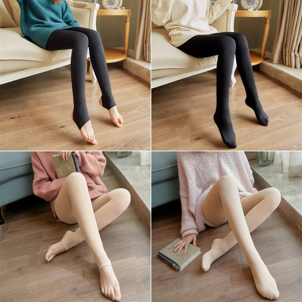 Musim Gugur Musim Dingin Ukuran Kecil Warna Kulit Pantyhose Anti Hook Sutra Hangat Legging Seksi Wanita Fashion Celana Ketat Aliexpress
