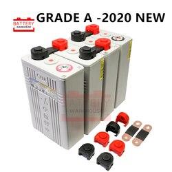 4 шт 3,2 v 100ah Lifepo4 батарея 12v100AH литиевые железно-фосфатные батареи новые CALB ca100 пластиковые для солнечных батарей RV упаковка до 24V