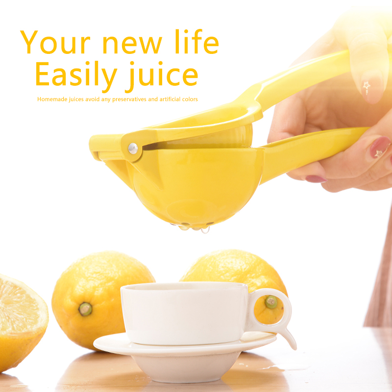 Lemon Orange Citrus Juicer Kitchen Accessories Household Multi-functional Mini Portable Blender Kitchen Tool Press Manual Handle