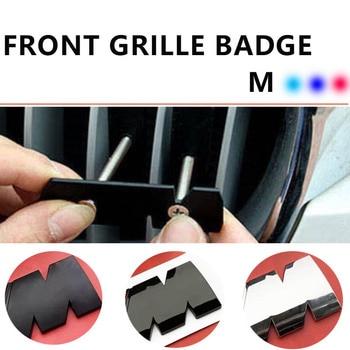 Car Accessories Front Grille Slot Emblem Vent Bracket for M3 M5 M6 M2 M1 M4 M7 M8 M Series M Color Car Styling Badge Stickers car accessories front grille slot emblem vent bracket for m3 m5 m6 m2 m1 m4 m7 m8 m series m color car styling badge stickers