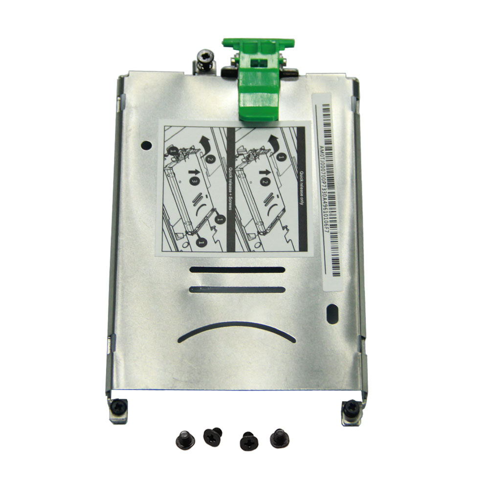 For HP ZBOOK 15 ZBOOK 17 G1 G2 Hard Drive HDD Caddy Tray