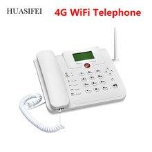 Routeur sans fil CPE 4G LTE/Wifi/3G pour appel vocal, Hotspot Mobile à large bande