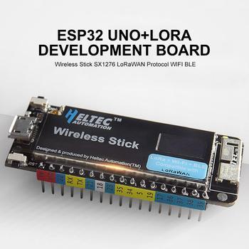 ESP32 Uno LORa Development Board Wireless Stick SX1276 LoRaWAN Protocol WIFI BLE