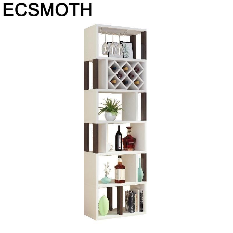 Da Esposizione Meja Table Cristaleira Desk Display Armoire Dolabi Shelves Commercial Mueble Bar Furniture Wine Cabinet