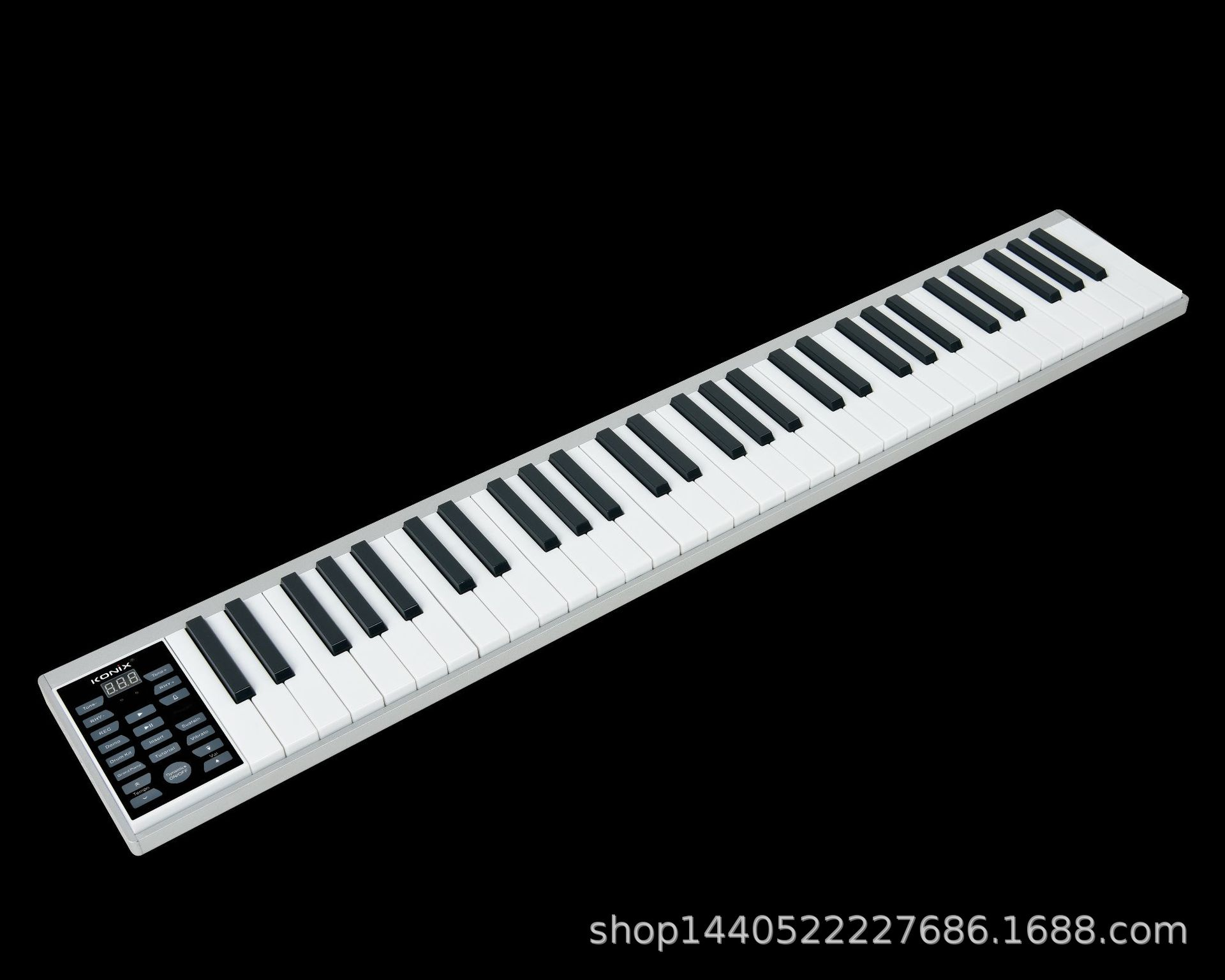 2020 nouveau manuel de Piano Intelligent 61 touches teclado musical Portable électronique Piano adulte professionnel Midi clavier charge - 5
