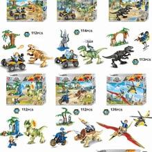 Jurassic World 2 Indoraptor Rampage At Lockwood Estate Building Blocks Bricks Park Dinosaur Toy Gifts