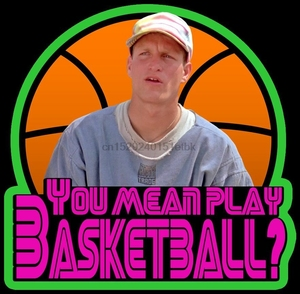 90 Comedy Classic White Men Cant Jump Play Basketball custom tee Any Size
