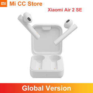 Xiaomi Air 2 SE Wireless Earphone Bluetooth Headset BT 5.0 TWS AirDots Pro 2 SE 20 Hours Working Noice Cancellation Mi Air2 SE