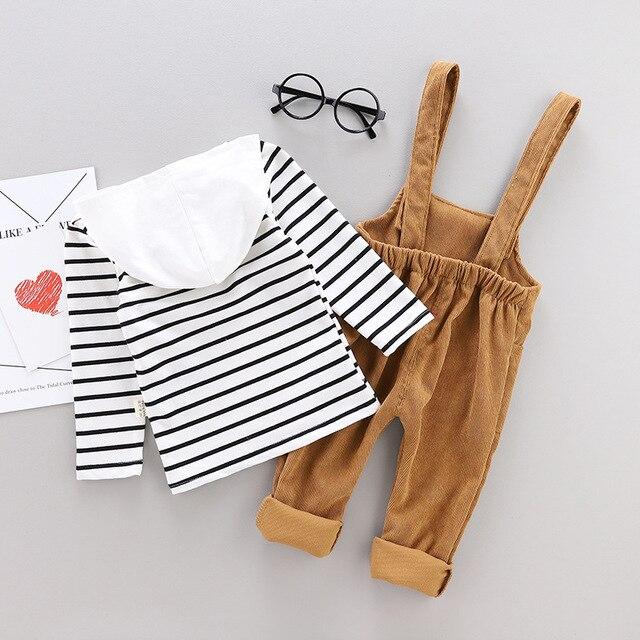 Kinder Kleidung 2020 Herbst Winter Kleinkind Jungen Kleidung 2 stücke Outfit Kinder Kleidung Mädchen Anzug Für Jungen Kleidung Sets 1 2 3 4 jahr