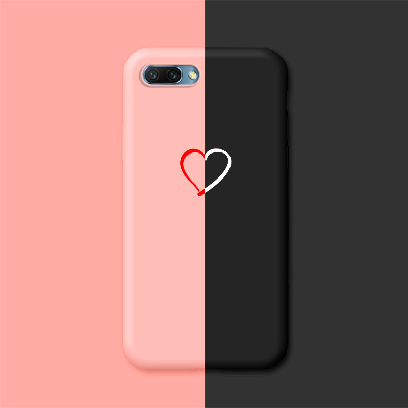 20 Cute TPU Case For huawei honor 20 9 10 lite 8X Silicone Ultra Thin Cover for huawei P20 P30 P8 lite 2017 Y5 Y6 prime 2018 Cases (2)