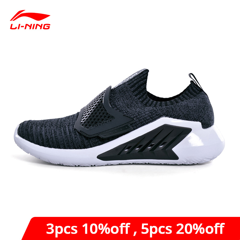 Li-Ning Men EXTRA Leisure Lifestyle Shoes Soft Comfortable LiNing Li Ning Sneakers TPU Support Sport Shoes AGLN067 YXB258
