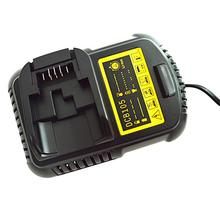 Replacement Electric Tools Battery Charger DCB105 For Dewalt 12V-20V MAX Lithium Ion Battery DC120 DCB200 fast charger replacement for porter cable 20v max lithium ion battery and black