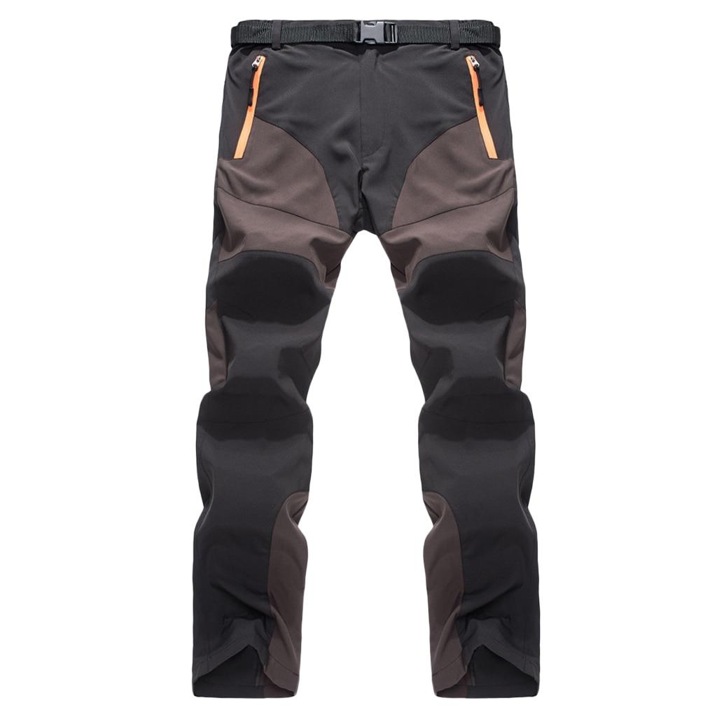 Quick Dry Men/'s Outdoor Cargo Pants Fishing Trekking Hiking Trousers S-3XL