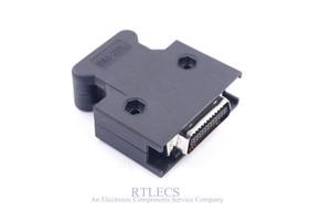Image 1 - 5pcs DIY SCSI 커넥터 MDR 20 위치 수 플러그 주석 접촉 솔더 20 핀 커넥터 쉘 키트 쉴드 케이블 어셈블리 1.0A