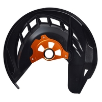 Front Brake Disc Guard for 125 150 200 250 300 350 400 450 530 SX SXF XC XCF EXC EXCF XCW XCFW 2003 2015 for Husqvarna TE FE