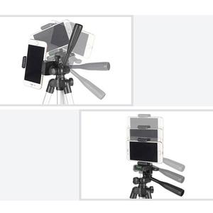 Image 5 - מצלמה חצובה סטי ערכת מתנת טלפון וידאו Stand מחזיק שולחן עבודה עבור iPhone 12 11 פרו 6S 7 8 בתוספת XR XS מקס סמסונג S10 + S20 Ultra