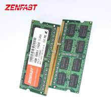 ZENFAST Laptop Ram DDR3 4gb 8GB Laptop 1333MHz 1600MHz 204pins Sodimm Notebook Memory For Intel and AMD