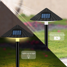 Waterproof Solar Lawn Garden Lamp Lampara IP65 Solar Lights For Garden Decoration LED Solar Lamp Outdoor Solar Garden Light 12w led solar lamp with remote control outdoor garden waterproof street lights solar sensor lights lampe solaire jardin lampara