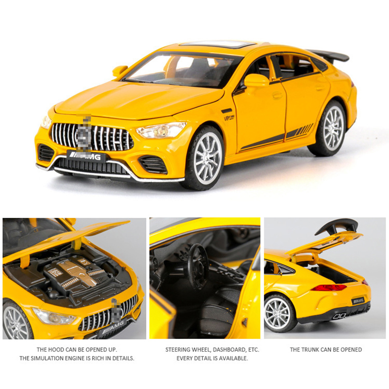 1:32 GT63 AMG SPORT Alloy Car Model Diecasts & Toy Vehicles Toy Cars Educational Simulation Toys For Children Gifts Boy Toy 5