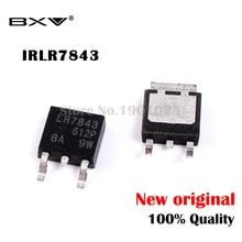10PCS IRLR7843PBF IRLR7843 TO252 TO-252 LR7843 SMD new original free shippin 10pcs lot ka78rm33rtm ka78rm33 to252 regulator new original