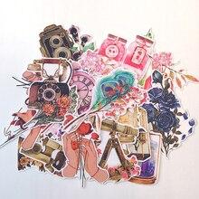 decoración con objetos RETRO VINTAGE