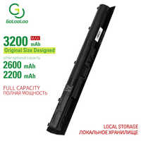 Golooloo 4 celle batteria del computer portatile per Hp Pavilion 15-ab038TU 800010-421 800049-001 HSTNN-DB6T HSTNN-LB6S KI04